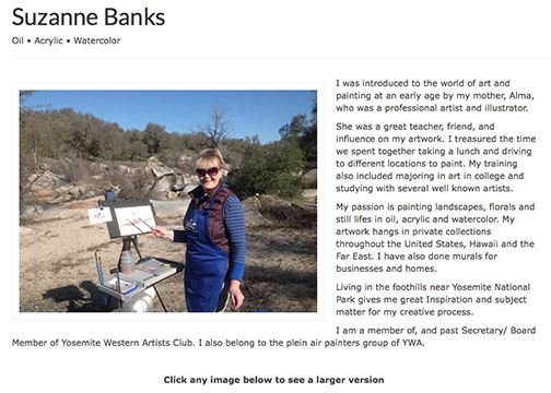Suzanne Banks Bio Image