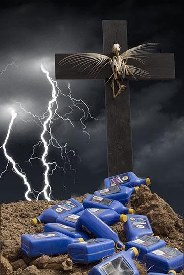 Sin 6: Greed