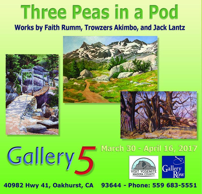 Three Peas in a Pod Image