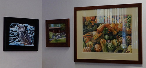 Doug Boomer Paintings Image