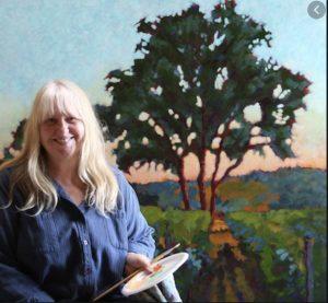 Artist Karen Lynn Ingalls